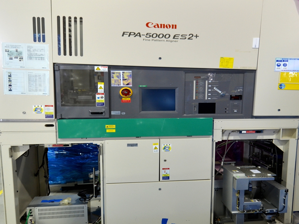 Canon FPA 5000 ES2