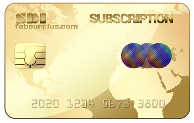 SDI subscription service