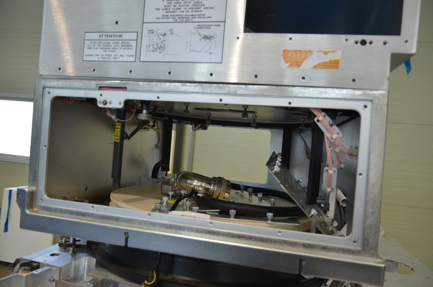 LAM RESEARCH 2300 Metal 45