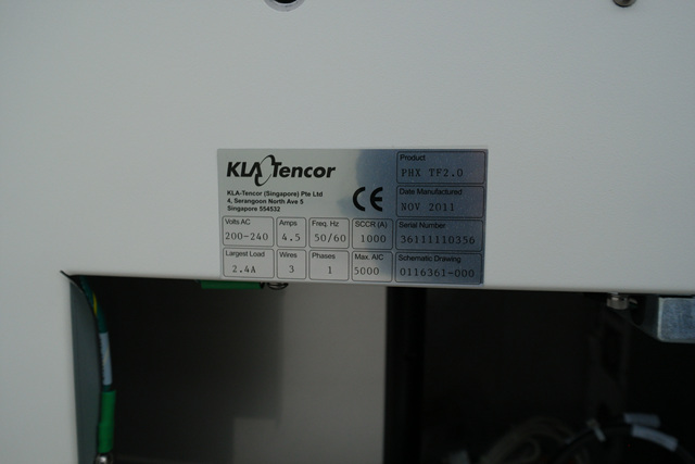 KLA-Tencor ARCHER 300 PLUS