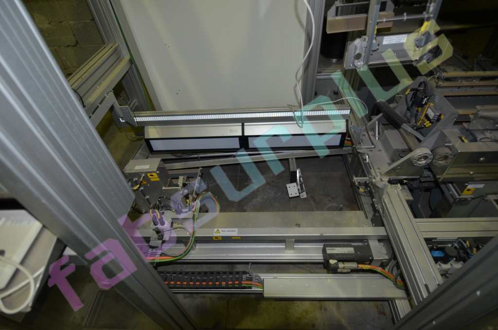 Jonas and Redmann WHD (Wafer Handling Diffusion)