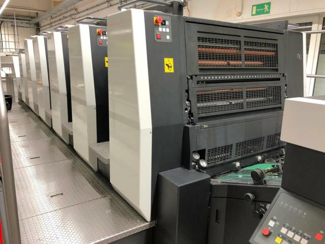 Komori  Lithrone L540 P (5 + 0 / 2 + 3 )