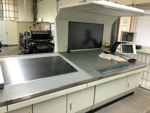 Komori  Lithrone GL537-CX