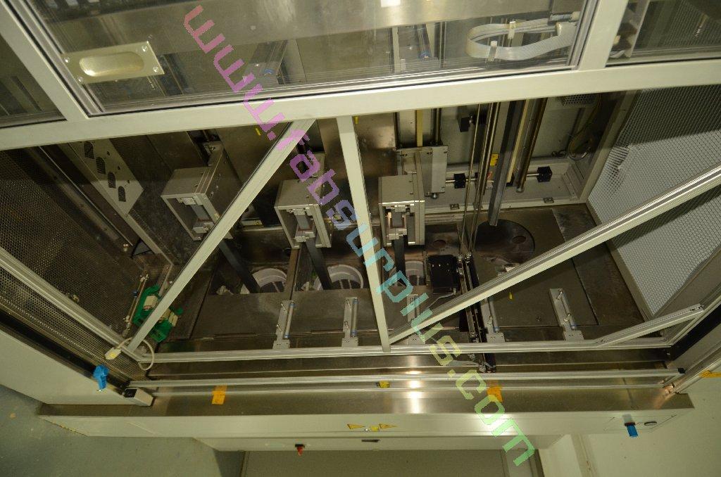 Centrotherm Centronic E2000 Horizontal Diffusion Furnace