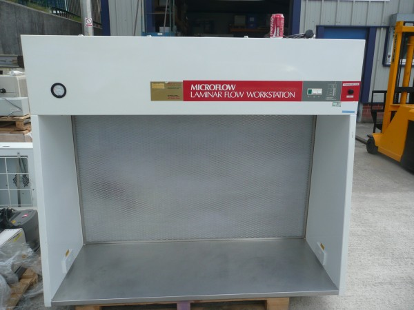 Microflow Horizontal Laminar Flow Clean Bench For Sale