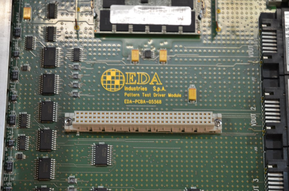 EDA Industries PCBA 05568 REV 1.6