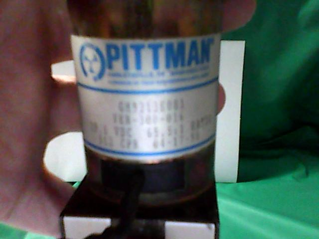 Pittman Gm9213e081 Motor 19 1 Vdc 65 5 1 Ratio For Sale