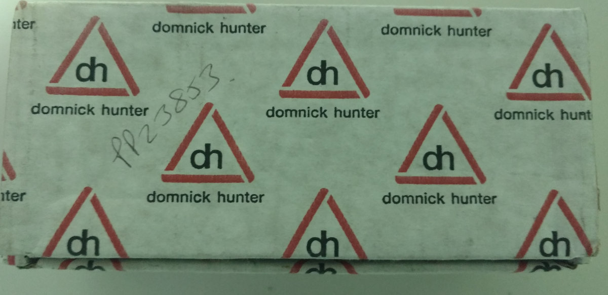 DOMNICK HUNTER QR 010 REV.4.0