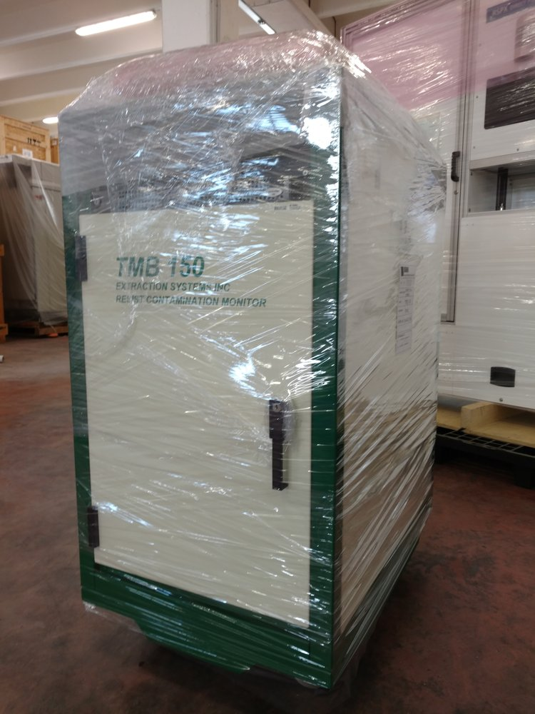 Extraction Systems TMB 150