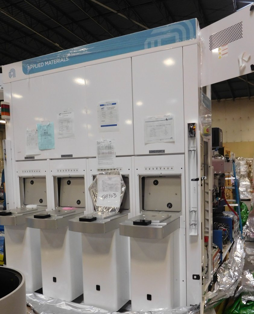 Applied Materials Producer Bpsg 3 Twin Chamber Cvd Cluster